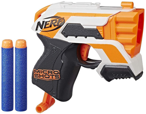 Nerf MicroShots N-Strike Elite Rough Cut 2x4 - Garrison City Toy Work's
