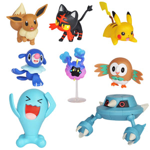 Pokemon Action Figure Mega Battle Pack - Garrison City Toy Work's
