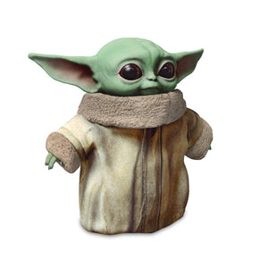 Star Wars The Child Plush Toy, 11-inch Small Yoda-like Soft Figure from The Mandalorian - Garrison City Toy Work's