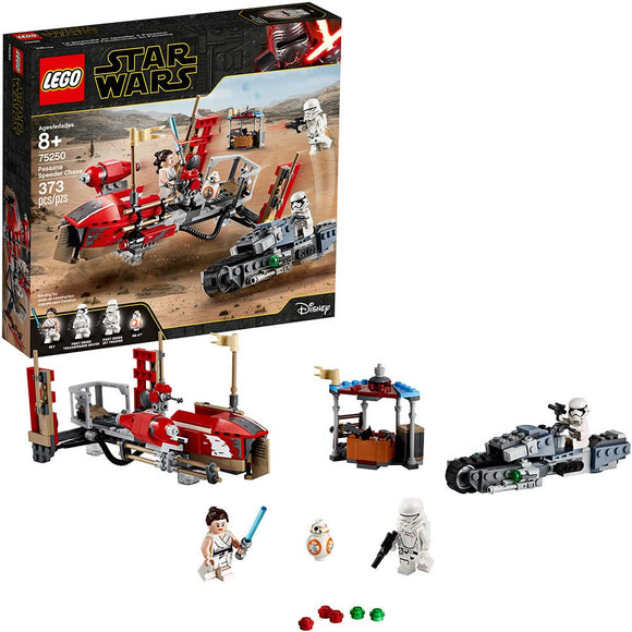 LEGO Star Wars: The Rise of Skywalker Pasaana Speeder Chase - Garrison City Toy Work's