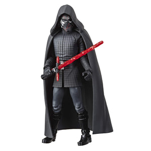 "Star Wars Galaxy of Adventures Rise of The Skywalker Supreme Leader Kylo Ren 5""-Scale Action Figure Toy with Fun Action Move - Garrison City Toy Work's"