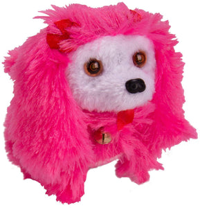 Walking and Barking Plush Puppy - Garrison City Toy Work's