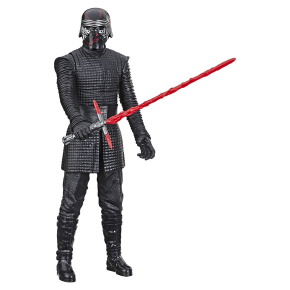 Star Wars Hero Series The Rise of Skywalker Supreme Leader Kylo Ren Toy 12