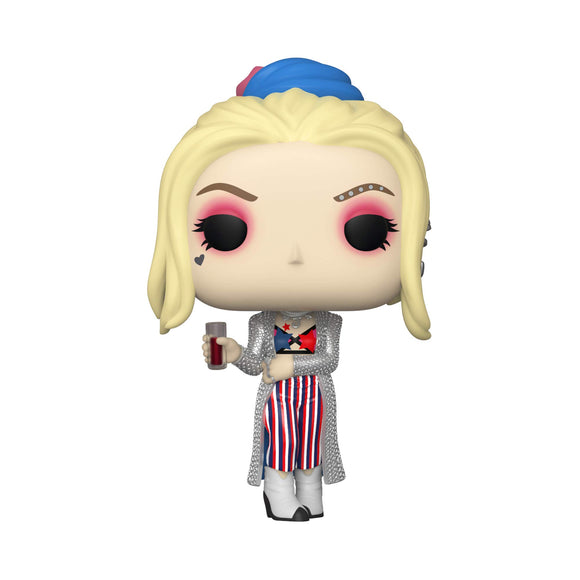 Funko Pop! Heroes: Birds of Prey - Harley Quinn (Black Mask Club) - Garrison City Toy Work's