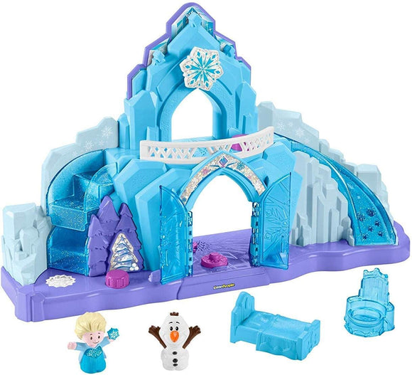 Disney Frozen Elsa's Ice Palace by Little People - Garrison City Toy Work's