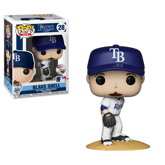 Funko POP! MLB: Blake Snell - Garrison City Toy Work's