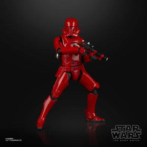 Star Wars The Black Series Sith Jet Trooper Toy 6-inch Scale The Rise of Skywalker Collectible Action Figure, Kids Ages 4 and Up - Garrison City Toy Work's