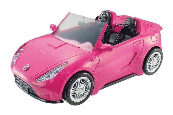 Barbie Glam Convertible - Garrison City Toy Work's