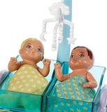 Barbie Careers Baby Doctor Playset - Garrison City Toy Work's