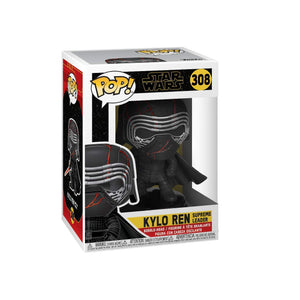 Funko Pop! Star Wars: Episode 9, Rise of Skywalker - Kylo Ren - Garrison City Toy Work's