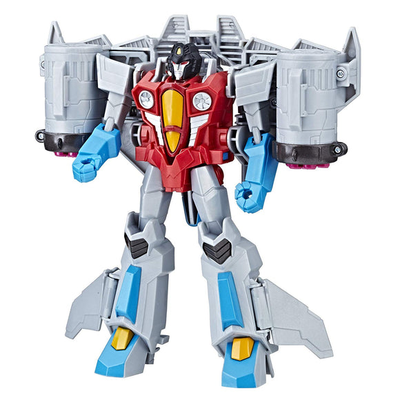 Transformers Cyberverse Ultra Class Starscream - Garrison City Toy Work's
