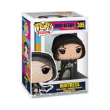 Funko Pop! Heroes: Birds of Prey - Huntress - Garrison City Toy Work's