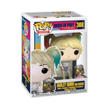 Funko Pop! Heroes: Birds of Prey -  Harley Quinn with Beaver, Multicolour - Garrison City Toy Work's