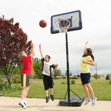 Lifetime Height Adjustable Portable Basketball System, 44 Inch Backboard - Garrison City Toy Work's