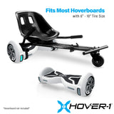 HOVER-1 Buggy Attachment for Transforming Hoverboard Scooter into Go-Kart - Garrison City Toy Work's