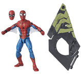 Marvel Legends Spider-Man Homecoming Movie Spider-Man Action Figure (Build Vulture's Flight Gear), 6 Inches - Garrison City Toy Work's