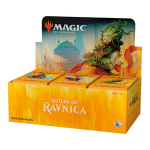 Magic: The Gathering Guilds of Ravnica Booster Box - Garrison City Toy Work's