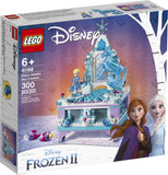 LEGO Disney Frozen II Elsa's Jewelry Box Creation 41168 Disney Jewelry Box Building Kit - Garrison City Toy Work's