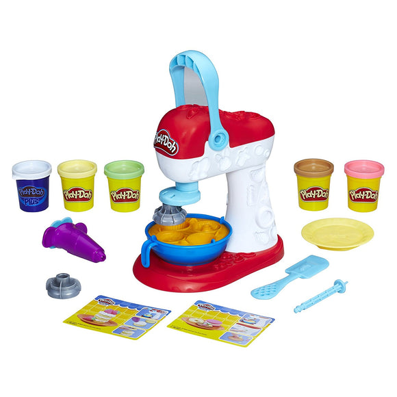 Play-Doh Kitchen Creations Spinning Treats Mixer - Garrison City Toy Work's