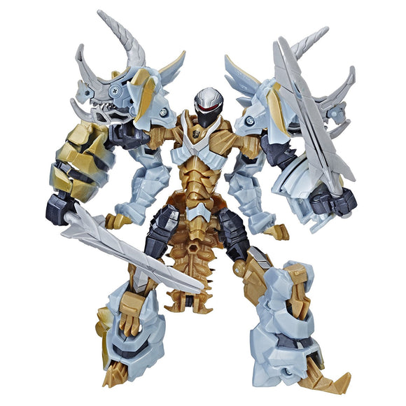Transformers: The Last Knight Premier Edition Deluxe Dinobot Slug - Garrison City Toy Work's