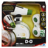 Star Wars Remote Control D-O Rolling Toy, The Rise of Skywalker Electronic Droid Toy with Sounds, Kids Ages 5 & Up - Garrison City Toy Work's