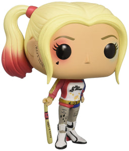 Funko POP Movies: Suicide Squad Action Figure, Harley Quinn - Garrison City Toy Work's