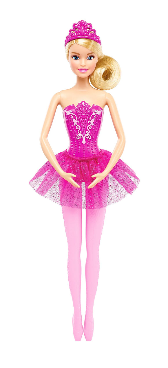 Barbie Fairytale Ballerina Doll, Pink - Garrison City Toy Work's