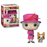 Funko POP!: Royal Family - Queen Elizabeth II Collectible Figure - Garrison City Toy Work's