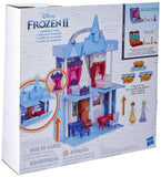 Disney Frozen Pop Adventures Arendelle Castle Playset with Handle, Including Elsa Doll, Anna Doll, & 7 Accessories - Toy for Kids Ages 3 & Up - Garrison City Toy Work's