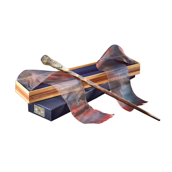 The Noble Collection Ron Weasley's Wand in Ollivander's Box - Garrison City Toy Work's