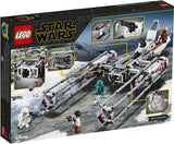 LEGO Star Wars: The Rise of Skywalker Resistance Y-Wing Starfighter 75249 - Garrison City Toy Work's