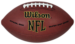 Wilson NFL Super Grip Official Football - Garrison City Toy Work's