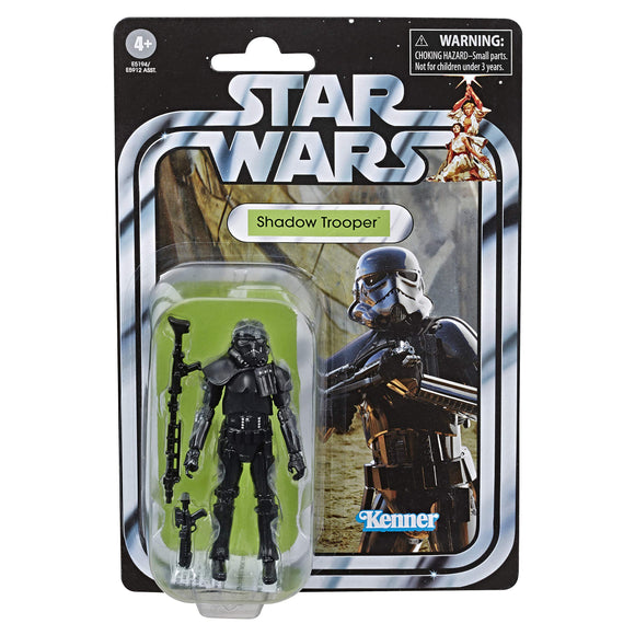Star Wars The Vintage Collection Shadow Trooper Toy, 3.75