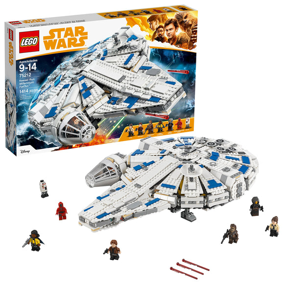 LEGO Star Wars Solo: A Star Wars Story Kessel Run Millennium Falcon - Garrison City Toy Work's