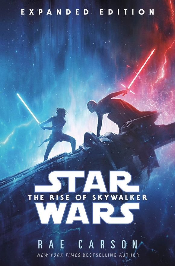The Rise of Skywalker: Expanded Edition (Star Wars) - Garrison City Toy Work's