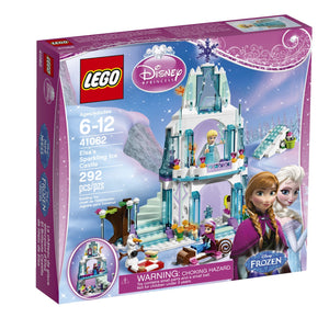 LEGO Disney Princess Elsa's Sparkling Ice Castle 41062 - Garrison City Toy Work's