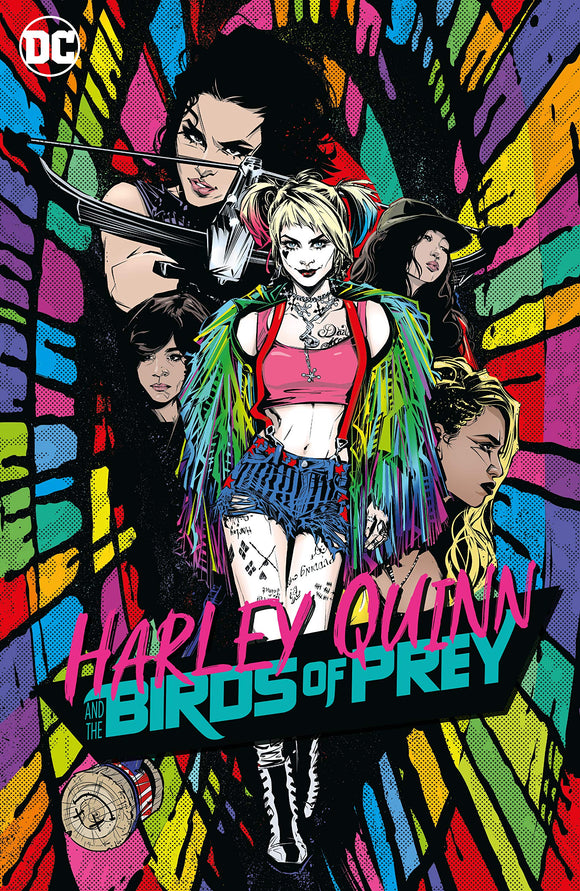 Harley Quinn & the Birds of Prey (Harley Quinn and the Birds of Prey) - Garrison City Toy Work's