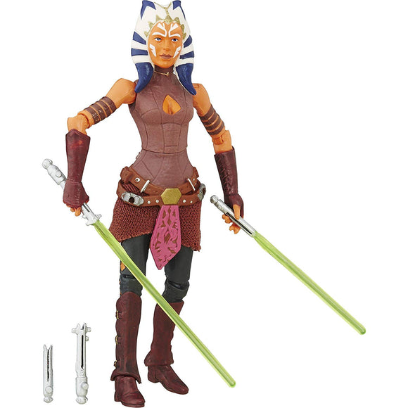 Star Wars, 2016 The Black Series, Ahsoka Tano Exclusive Action Figure, 3.75 Inches - Garrison City Toy Work's