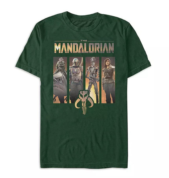 The Mandalorian T-Shirt for Men – Star Wars - Garrison City Toy Work's