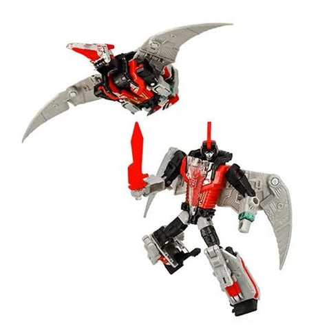 Transformers Generations Selects Deluxe Red Swoop - Exclusive PRE-ORDER - Garrison City Toy Work's