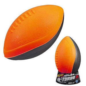 Nerf N-Sports Turbo Jr. Football - Garrison City Toy Work's