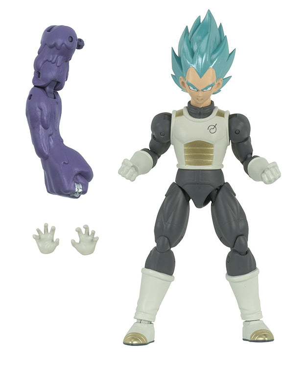 Dragon Ball Super - Dragon Stars Super Saiyan Blue Vegeta Figure (Series 2) - Garrison City Toy Work's