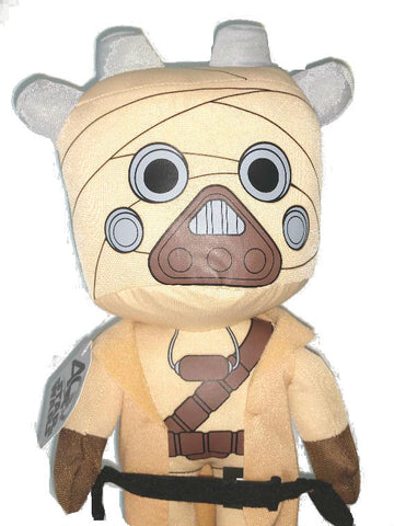 "Tusken Raider 10"" 40th Anniversary Star Wars Plush - Garrison City Toy Work's"