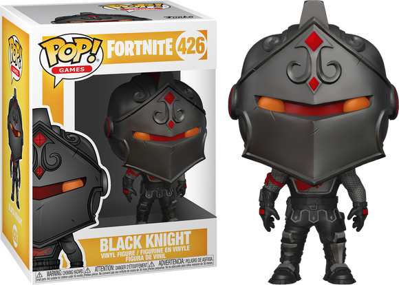 Funko Pop Fortnite-Black Knight - Garrison City Toy Work's