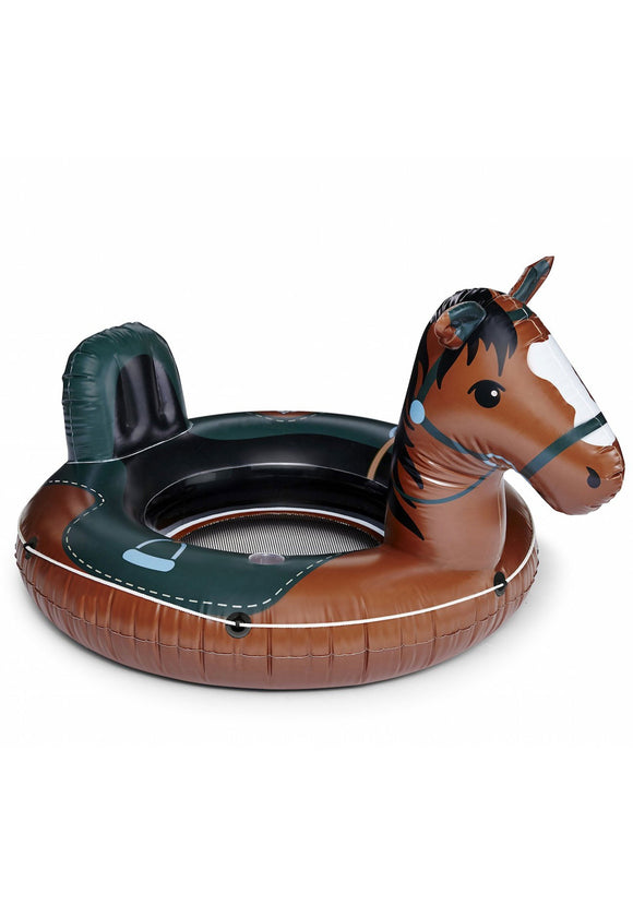 GIANT HORSE RIVER TUBE - Garrison City Toy Work's