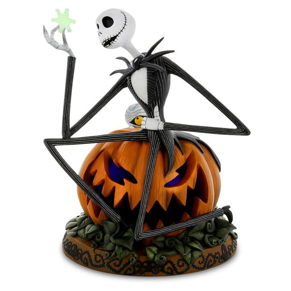 Jack Skellington Halloween Figurine - Garrison City Toy Work's