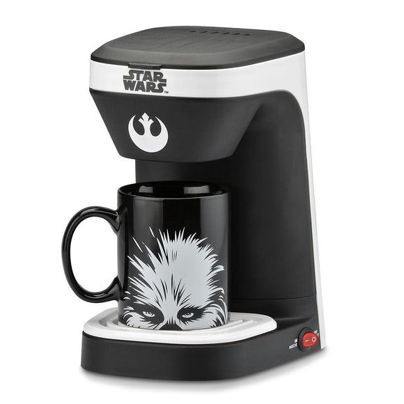 Chewbacca 1-Cup Coffee Maker – Star Wars - Garrison City Toy Work's