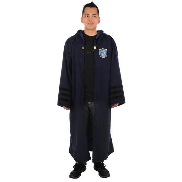 HOGWARTS RAVENCLAW ADULT ROBE - Garrison City Toy Work's