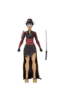 DC Collectibles Designer Series Bombshells by Ant Lucia Katana Action Figure, 7 inches - Garrison City Toy Work's