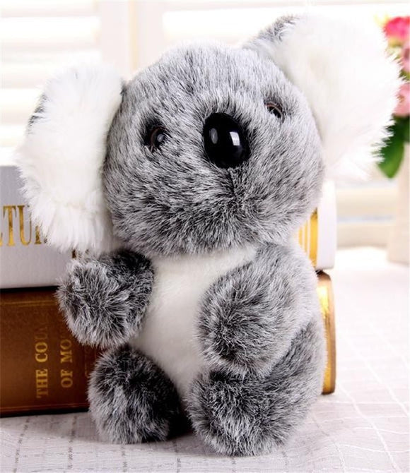 M.K. The Koala Stuffed Animal - Garrison City Toy Work's
